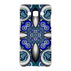 Fractal Cathedral Pattern Mosaic Samsung Galaxy A5 Hardshell Case