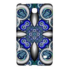 Fractal Cathedral Pattern Mosaic Samsung Galaxy Tab 4 (8 ) Hardshell Case