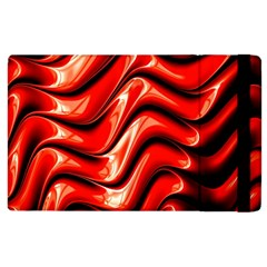 Fractal Mathematics Abstract Apple iPad 2 Flip Case