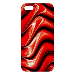 Fractal Mathematics Abstract Apple iPhone 5 Premium Hardshell Case