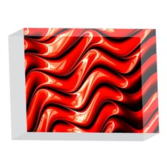 Fractal Mathematics Abstract 5 x 7  Acrylic Photo Blocks