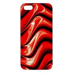 Fractal Mathematics Abstract iPhone 5S/ SE Premium Hardshell Case