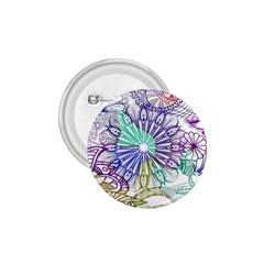 Zentangle Mix 1116a 1.75  Buttons