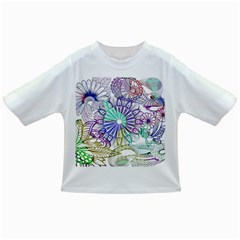 Zentangle Mix 1116a Infant/Toddler T-Shirts