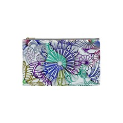 Zentangle Mix 1116a Cosmetic Bag (Small)
