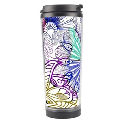 Zentangle Mix 1116a Travel Tumbler