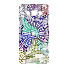 Zentangle Mix 1116a Samsung Galaxy A5 Hardshell Case