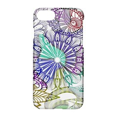 Zentangle Mix 1116a Apple Iphone 7 Hardshell Case