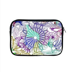Zentangle Mix 1116a Apple Macbook Pro 15  Zipper Case