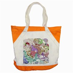 Zentangle Mix 1116b Accent Tote Bag