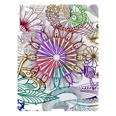 Zentangle Mix 1116b Apple iPad 3/4 Hardshell Case