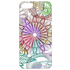 Zentangle Mix 1116b Apple iPhone 5 Classic Hardshell Case