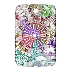 Zentangle Mix 1116b Samsung Galaxy Note 8.0 N5100 Hardshell Case