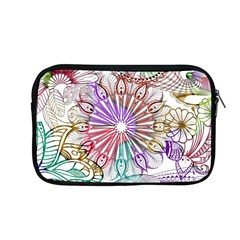 Zentangle Mix 1116b Apple Macbook Pro 13  Zipper Case