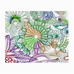 Zentangle Mix 1116c Small Glasses Cloth