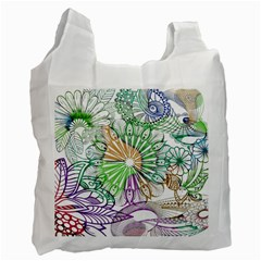 Zentangle Mix 1116c Recycle Bag (Two Side)