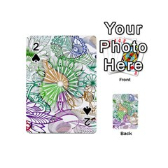 Zentangle Mix 1116c Playing Cards 54 (Mini)