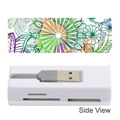 Zentangle Mix 1116c Memory Card Reader (Stick)