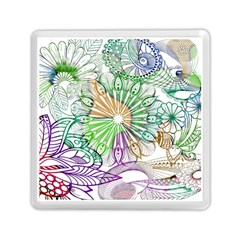 Zentangle Mix 1116c Memory Card Reader (Square)