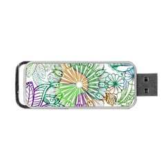 Zentangle Mix 1116c Portable USB Flash (One Side)