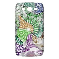 Zentangle Mix 1116c Samsung Galaxy Mega 5.8 I9152 Hardshell Case