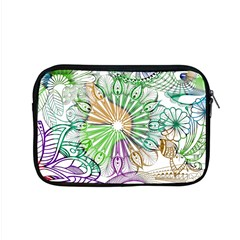 Zentangle Mix 1116c Apple Macbook Pro 15  Zipper Case