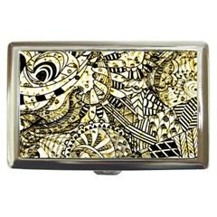 Zentangle Mix 1216a Cigarette Money Cases