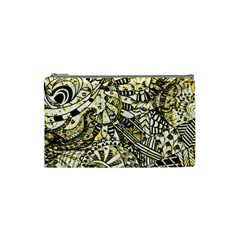 Zentangle Mix 1216a Cosmetic Bag (Small)
