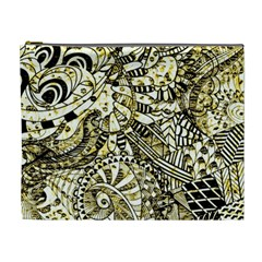 Zentangle Mix 1216a Cosmetic Bag (XL)