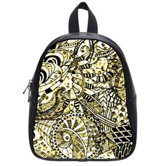 Zentangle Mix 1216a School Bags (Small)