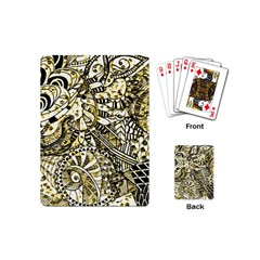 Zentangle Mix 1216a Playing Cards (Mini)