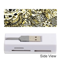 Zentangle Mix 1216a Memory Card Reader (Stick)