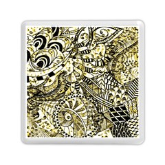 Zentangle Mix 1216a Memory Card Reader (Square)