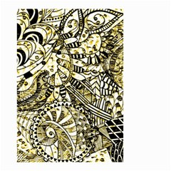 Zentangle Mix 1216a Small Garden Flag (Two Sides)