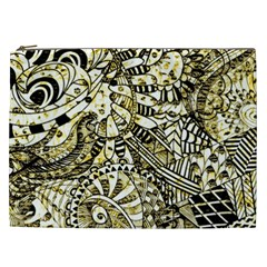 Zentangle Mix 1216a Cosmetic Bag (XXL)