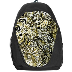Zentangle Mix 1216a Backpack Bag