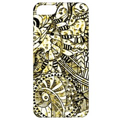 Zentangle Mix 1216a Apple iPhone 5 Classic Hardshell Case