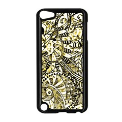 Zentangle Mix 1216a Apple iPod Touch 5 Case (Black)
