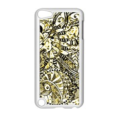 Zentangle Mix 1216a Apple iPod Touch 5 Case (White)