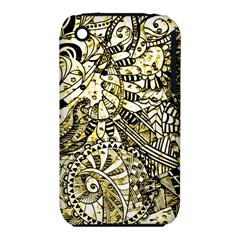 Zentangle Mix 1216a iPhone 3S/3GS