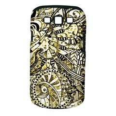 Zentangle Mix 1216a Samsung Galaxy S III Classic Hardshell Case (PC+Silicone)
