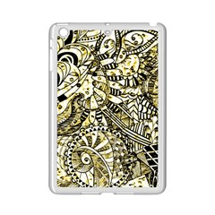Zentangle Mix 1216a iPad Mini 2 Enamel Coated Cases
