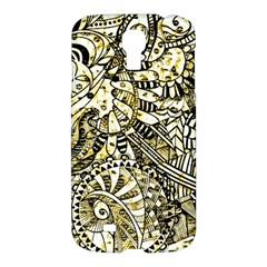 Zentangle Mix 1216a Samsung Galaxy S4 I9500/I9505 Hardshell Case