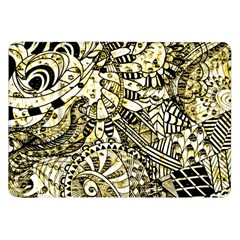 Zentangle Mix 1216a Samsung Galaxy Tab 8.9  P7300 Flip Case