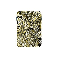 Zentangle Mix 1216a Apple iPad Mini Protective Soft Cases