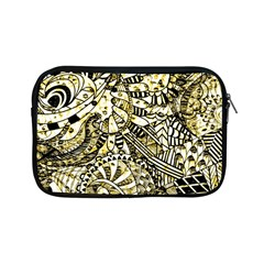 Zentangle Mix 1216a Apple iPad Mini Zipper Cases