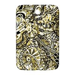 Zentangle Mix 1216a Samsung Galaxy Note 8.0 N5100 Hardshell Case