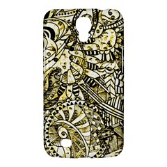 Zentangle Mix 1216a Samsung Galaxy Mega 6.3  I9200 Hardshell Case