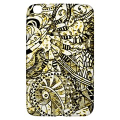 Zentangle Mix 1216a Samsung Galaxy Tab 3 (8 ) T3100 Hardshell Case