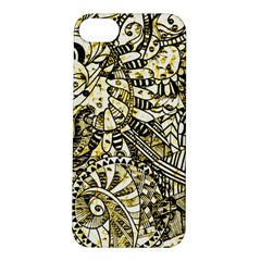 Zentangle Mix 1216a Apple iPhone 5S/ SE Hardshell Case